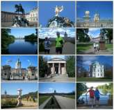 Riverside SightRun to the gardens of the Charlottenburg Palace in Berlin