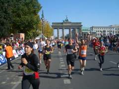 Briefing Tour zum Berlin Marathon