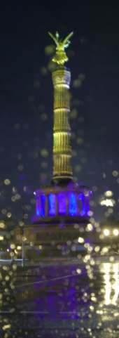 Berlin illumininated - Victory Column